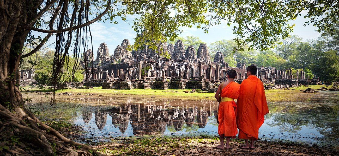 Angkor Wat, Temple