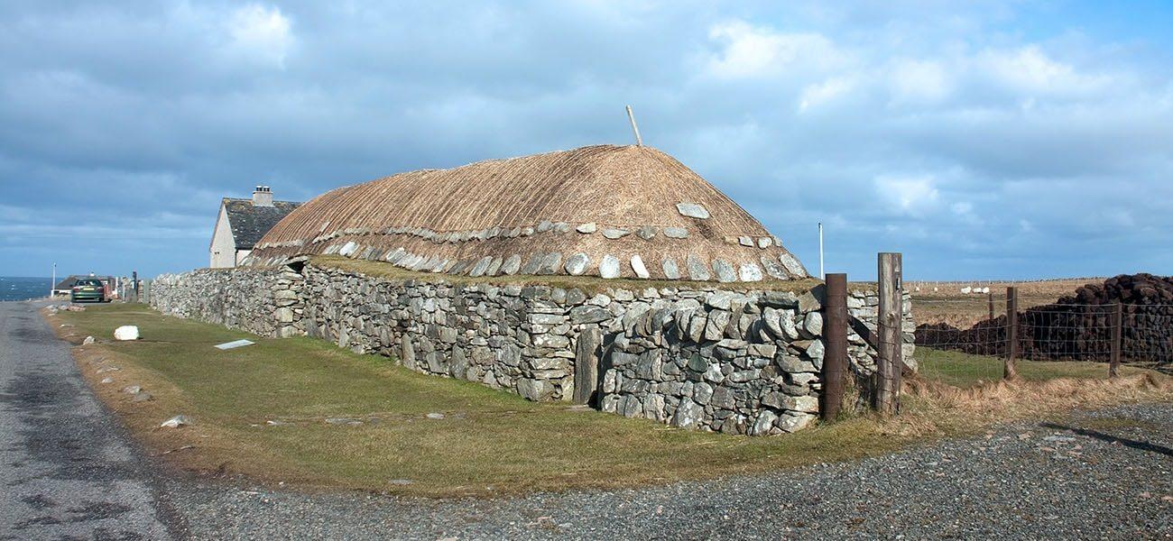 Arnol Blackhouse, Hebrides