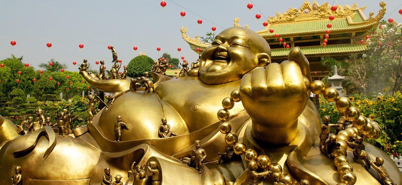 Ho Chi Minh City, Budda