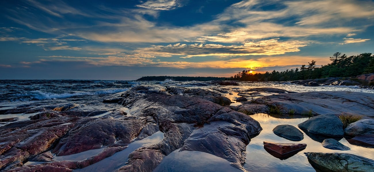 Georgian Bay, Lake Huron
